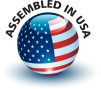 Assembled in USA image